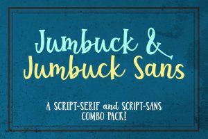Jumbuck & Jumbuck Sans