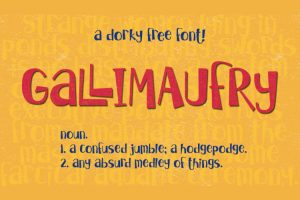 Read more about the article Gallimaufry