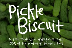 Pickle Biscuit