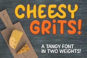 Cheesy Grits