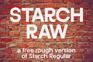 Starch Raw