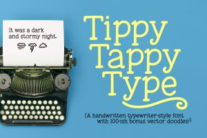 Tippy Tappy Type