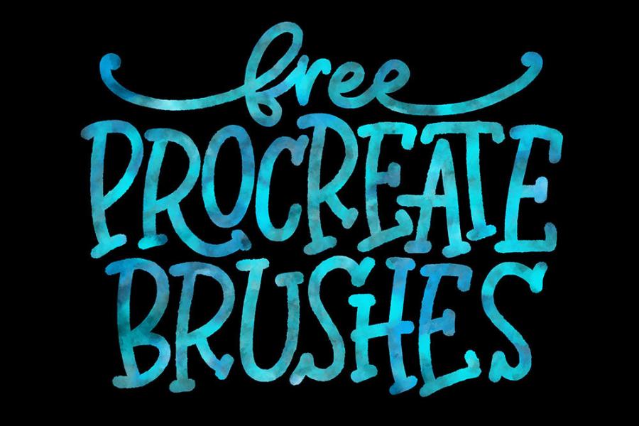 Free Procreate brushes by Missy Meyer