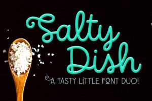 Salty Dish