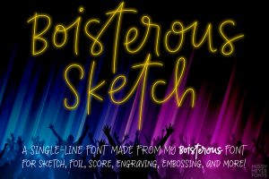 Read more about the article Boisterous Sketch