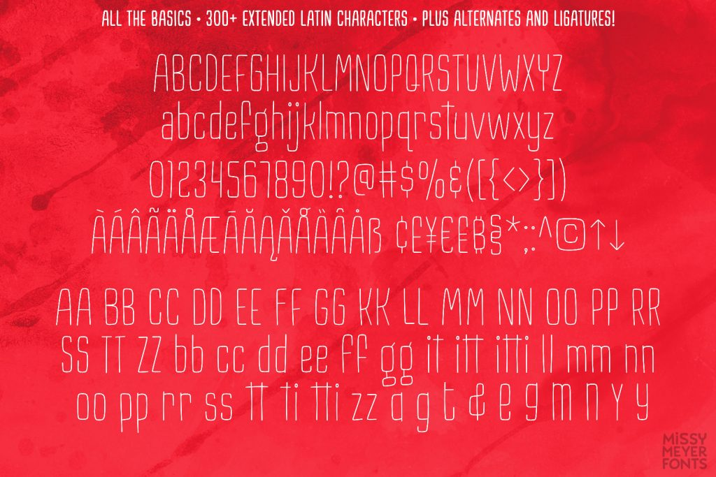 Spicy Sketcher single-line font for score engrave emboss foil quill