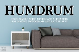 Read more about the article Humdrum