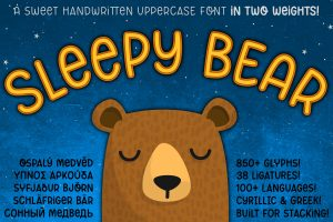 Read more about the article Sleepy Bear
